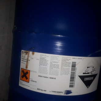 IRON 3 CHLORIDE LIQUID