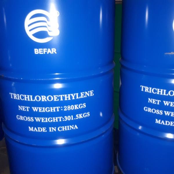 TRICHLOROETHYLENE - CHINA
