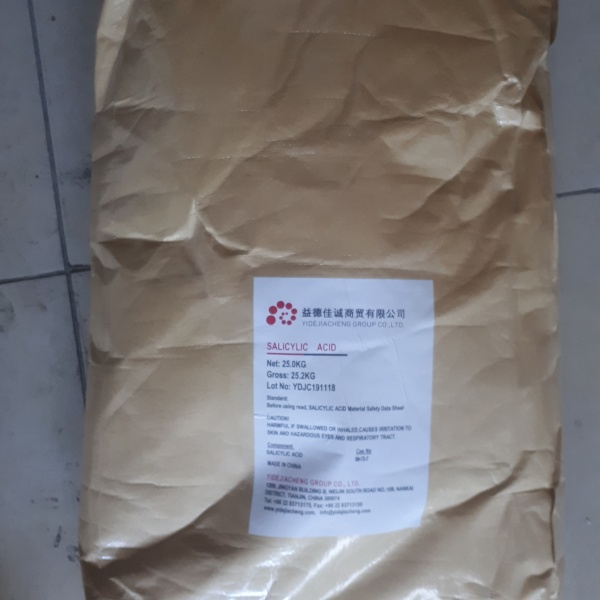 SALICYLIC ACID CHINA