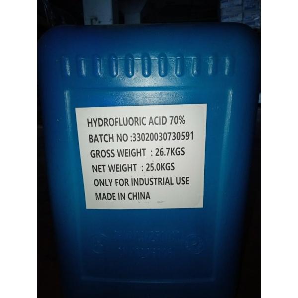 HYDROFLORIC ACID CHINA
