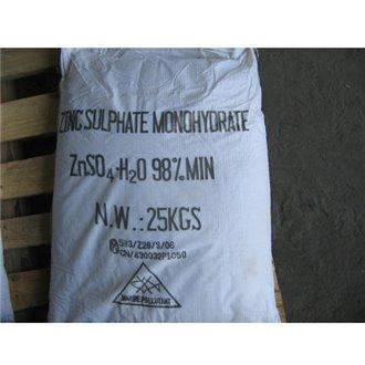 ZINC SULPHATE MONOHIDRATE